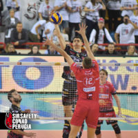 BlockDevils, Marko PODRAŠČANIN, Marko Podrascanin, Maschile, Men's, PODRAŠČANIN.Marko, Pallavolo, Perugia, Sir Safety, Sir Safety Conad Perugia, Stagione 2016-17, SuperLega, Volley, Volleyball, Марко Подрашчанин