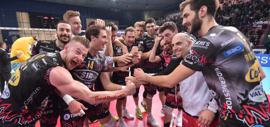 Semifinale: Diatec Trentino – Sir Safety Conad Perugia