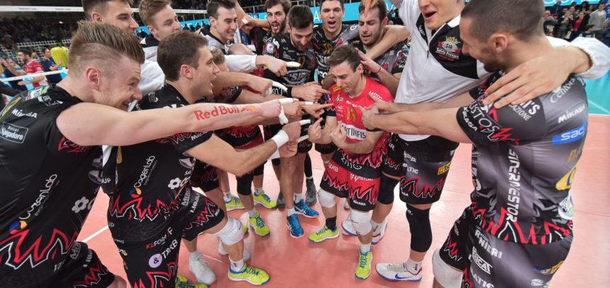 7ª giornata ritorno: Diatec Trentino – Sir Safety Conad Perugia