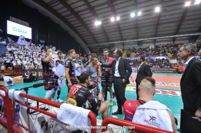 BERNARDI.Lorenzo, BlockDevils, Campionato Italiano, Italian Championship, Lorenzo BERNARDI, Maschile, Men's, Pallavolo, Perugia, Serie A1M, Sir Safety, Sir Safety Conad Perugia, Stagione 2017-18, SuperLega, Volley, Volleyball