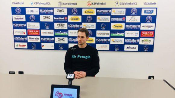 """Berger: """"Questa Perugia scenderà in campo per chiudere la serie!"""""""