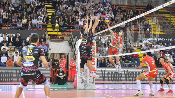 QF1: Perugia-Ravenna