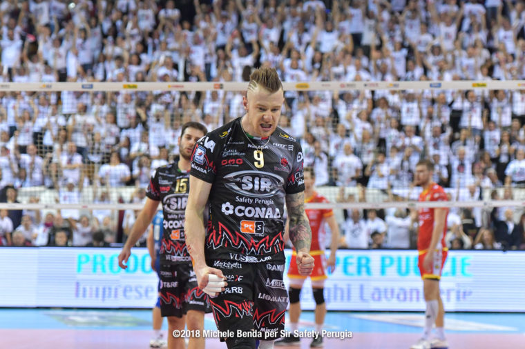 BlockDevils, Campionato Italiano, Italian Championship, Ivan ZAYTSEV, Maschile, Men's, Pallavolo, Perugia, Serie A1M, Sir Safety, Sir Safety Conad Perugia, Stagione 2017-18, SuperLega, Volley, Volleyball, ZAYTSEV.Ivan