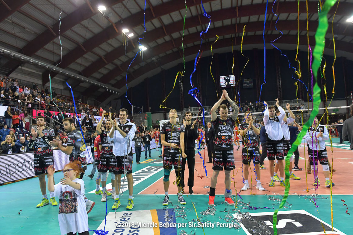 LA RIMONTA DI PERUGIA! VITTORIA 3-1 CON RAVENNA IN GARA 1 DEI QUARTI DI FINALE!