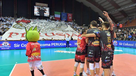 PLAYOFF 6 DI CHAMPIONS! DOMANI CONTRO NOVOSIBIRSK, ULTIMA FERMATA VERSO LA FINAL FOUR!