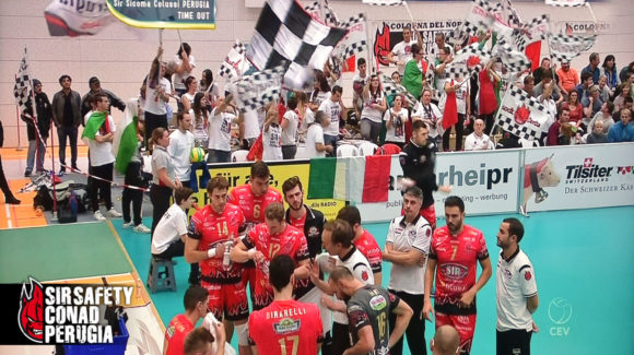 CEV Champions League – turno preliminare