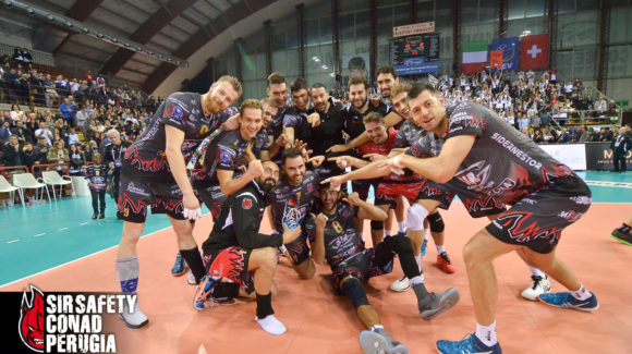 BLOCK DEVILS IN EUROPE! AMRISWIL DEFEATED 3-0