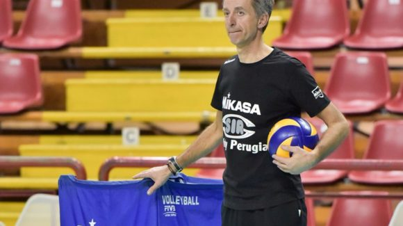 NEW ENTRY IN THE TECHNICAL STAFF! WELCOME, MASSIMO CAPONERI!