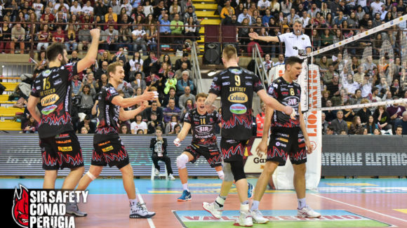 THE BLOCK DEVILS' REACTION! TRENTO DEFEATED 3-0 AND SECOND PLACE IN THE RANKING!