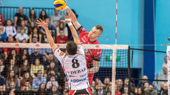THE BLOCK DEVILS' REACTION! COMPLETE AND IMPRESSIVE VICTORY IN MOLFETTA!