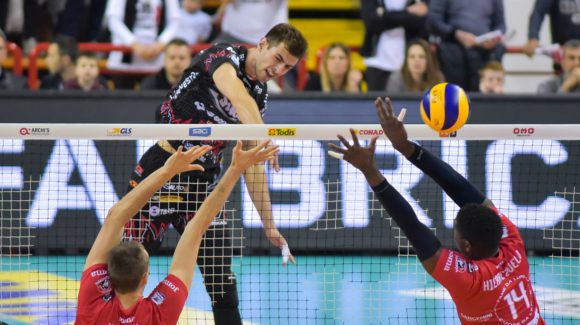 TIME FOR GAME 2! THE BLOCK DEVILS, IN PIACENZA TOMORROW, ARE LOOKING FOR A SPOT IN THE SEMI-FINALS!