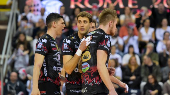 LORENZO BERNARDI: «I AM EXPECTING A DIFFICULT GAME 2, LONG AND HARD-FOUGHT!»