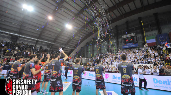 """""""LET'S PUT CHAMPIONS LEAGUE ASIDE FOR A LITTLE WHILE AND JUMP INTO THE CHAMPIONSHIP PLAYOFFS!"""". GAME 1 OF THE QUARTER FINALS ON SATURDAY AGAINST PIACENZA!"""