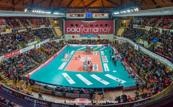 4ª di ritorno: Milano – Perugia