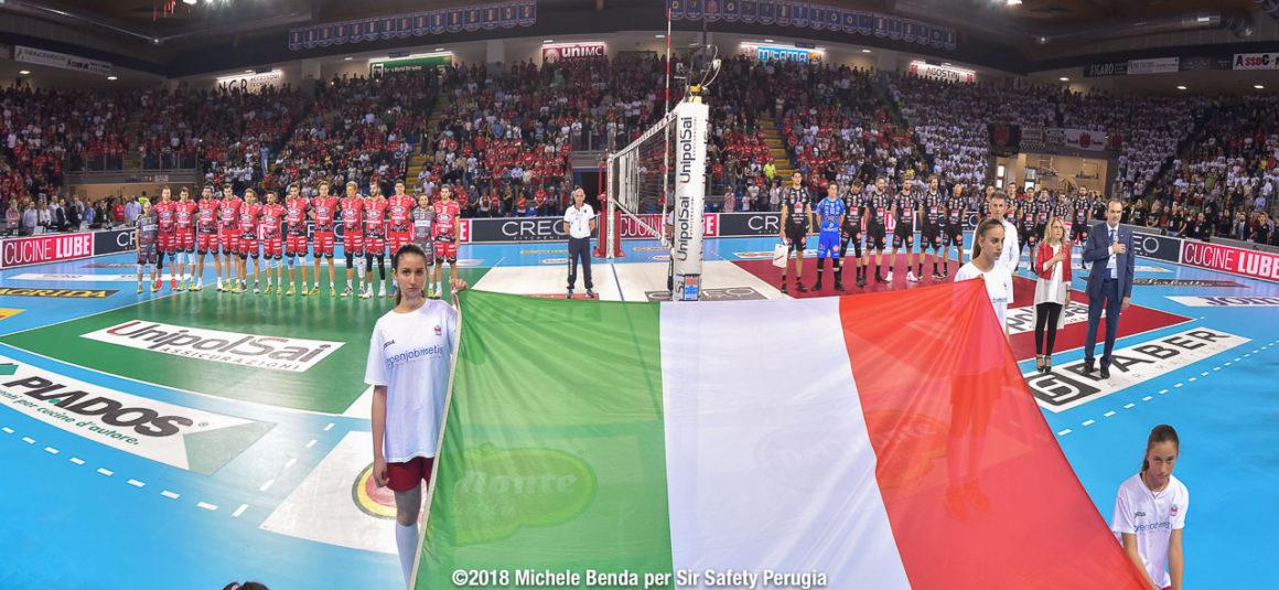 F2: Civitanova-Perugia